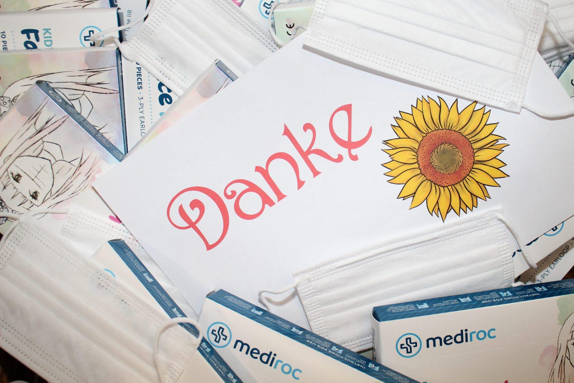 Kinderschutzbund Isny spendet 500 medizinische Masken
